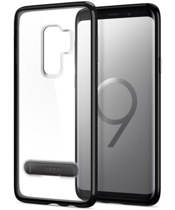 Spigen Ultra Hybrid S Case Samsung Galaxy S9 Plus Midnight Black