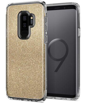 Spigen Slim Armor Crystal Glitter Case Samsung Galaxy S9 Plus Gold