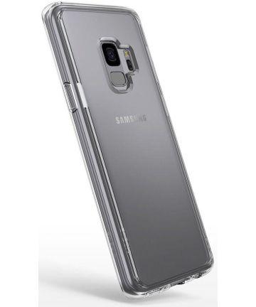 Ringke Fusion Hoesje Samsung Galaxy S9 Transparant