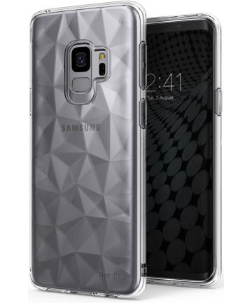 Ringke Air Prism Hoesje Samsung Galaxy S9 Transparant Hoesjes