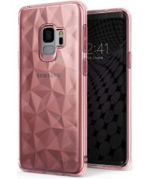 Ringke Air Prism Hoesje Samsung Galaxy S9 Roze Goud