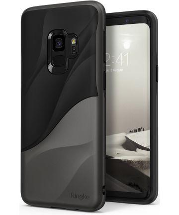 Ringke Wave Hoesje Samsung Galaxy S9 Metallic Chrome