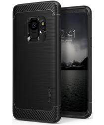 Ringke Onyx Samsung Galaxy S9 Hoesje Zwart