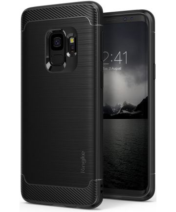 Ringke Onyx Samsung Galaxy S9 Hoesje Zwart Hoesjes