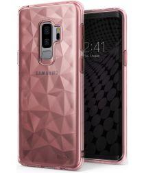 Ringke Air Prism Hoesje Samsung Galaxy S9 Plus Roze Goud
