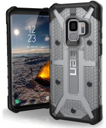 UAG Plasma Hoesje Samsung Galaxy S9 Ice
