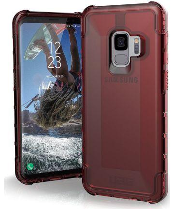 Urban Armor Gear Plyo Hoesje Samsung Galaxy S9 Crimson