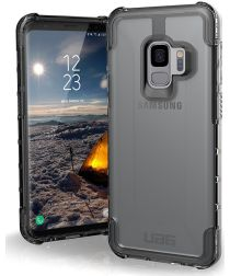 Urban Armor Gear Plyo Hoesje Samsung Galaxy S9 Ice