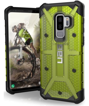 UAG Plasma Case Samsung Galaxy S9 Plus Citron