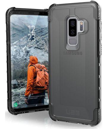 Urban Armor Gear Plyo Hoesje Samsung Galaxy S9 Plus Ash