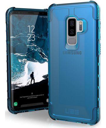 Urban Armor Gear Plyo Hoesje Samsung Galaxy S9 Plus Glacier Hoesjes