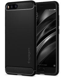 Spigen Rugged Armor Case Xiaomi MI 6 Zwart