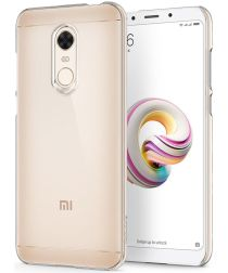 Spigen Liquid Crystal Xiaomi Redmi 5 Plus Transparant