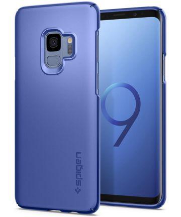 Spigen Thin Fit Case Samsung Galaxy S9 Blue