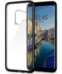 Spigen Ultra Hybrid Hoesje Samsung Galaxy S9 Midnight Black
