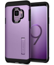 Spigen Tough Armor Case Samsung Galaxy S9 Lilac Purple