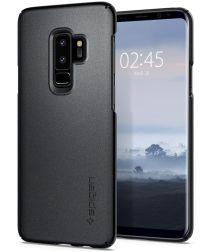 Spigen Thin Fit Case Samsung Galaxy S9 Plus Graphite Gray