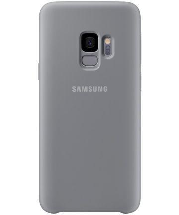 Samsung Galaxy S9 Silicone Cover Grijs