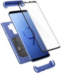 Spigen Thin Fit 360 Case Samsung Galaxy S9 Plus Coral Blue