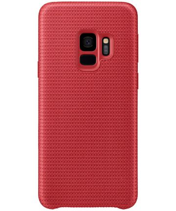 Samsung Galaxy S9 Hyperknit Cover rood