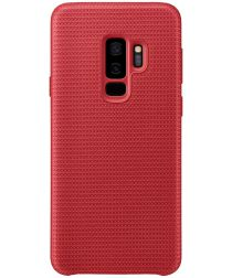 Samsung Galaxy S9 Plus Hyperknit cover rood