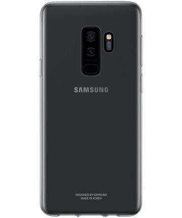 Samsung Galaxy S9 plus Clear cover transparant