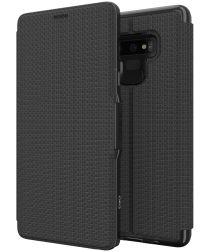 Gear4 D30 Oxford Samsung Galaxy S9 Flip Hoesje Zwart