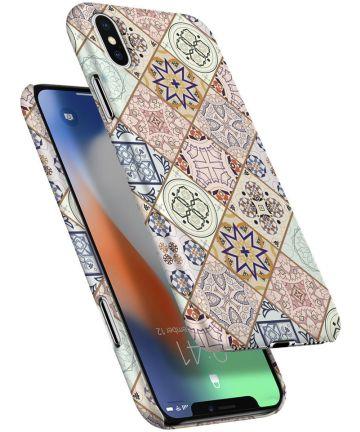 Spigen Thin Fit Hoesje Apple iPhone X Arabesque