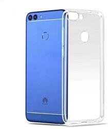 Huawei P Smart Transparant TPU Hoesje