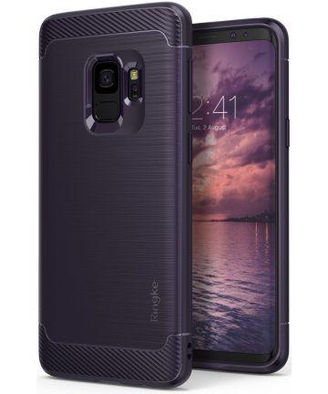 Ringke Onyx Samsung Galaxy S9 Hoesje Violet