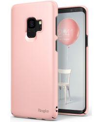 Ringke Slim Samsung Galaxy S9 Ultra Dun Hoesje Peach Pink