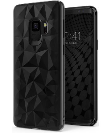 Ringke Air Prism Hoesje Samsung Galaxy S9 Ink Black Hoesjes
