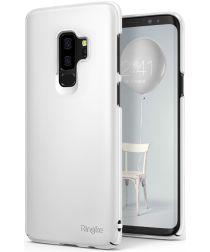 Ringke Slim Samsung Galaxy S9 Plus Ultra Dun Hoesje White