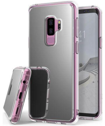 Ringke Mirror Samsung Galaxy S9 Plus Hoesje Silver Hoesjes
