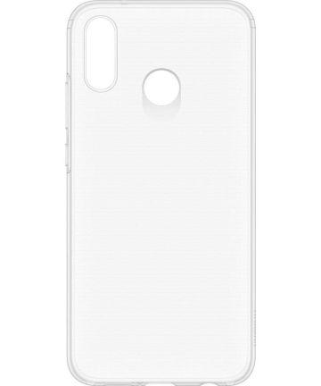 Origineel Huawei P20 Lite TPU Hoesje Transparant