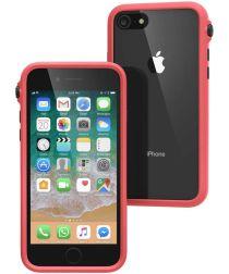 Catalyst Impact Case Robuust Hoesje Apple iPhone 8 Rood
