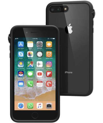 Catalyst Impact Case Robuust Hoesje Apple iPhone 8+ Zwart