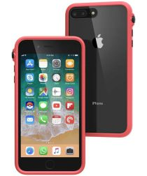 Catalyst Impact Case Robuust Hoesje Apple iPhone 8+ Rood