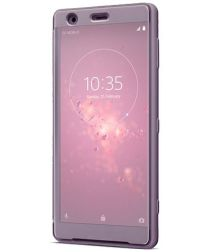 Sony Style Cover Touch Sony Xperia XZ2 Roze