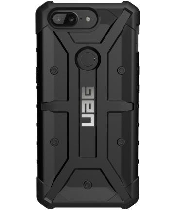 Urban Armor Gear Pathfinder Case OnePlus 5T Black Hoesjes