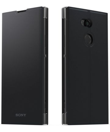 Sony Style Cover Stand SCSH20 Xperia XA2 Ultra Zwart