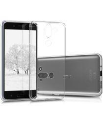 Nokia 8 Sirocco Transparant Hoesje