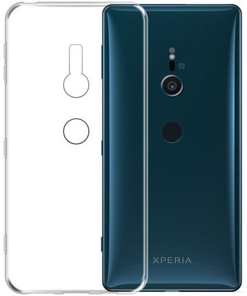 Sony Xperia XZ2 Transparant Hoesje Hoesjes