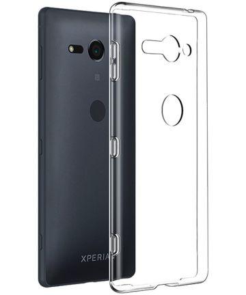 Sony Xperia XZ2 Compact Transparant Hoesje