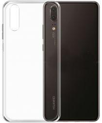 Huawei P20 Transparant Hoesje
