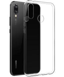 Huawei P20 Lite Transparant Hoesje