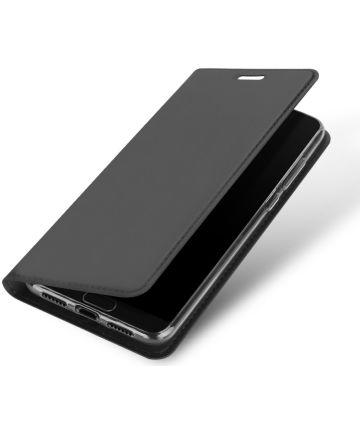 Dux Ducis Huawei P20 Bookcase Hoesje Zwart Hoesjes