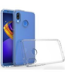 Huawei P20 Lite Hoesje Armor Backcover Transparant