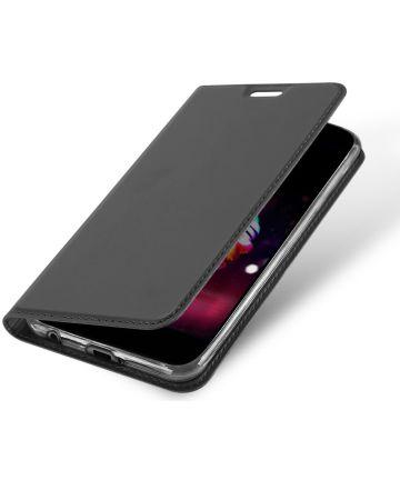 Dux Ducis Premium Book Case LG K11 Hoesje Zwart