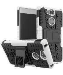 Sony Xperia XA2 Hybride Hoesje Wit